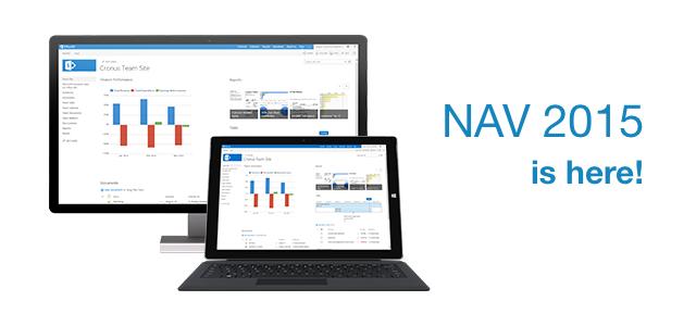 Dynamics NAV 2015 is here!s
